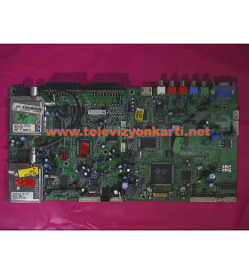 17MB15E-3, 20259325, 10040163, LG 42'' V8 PLAZMA, MAIN BOARD (TVPMA0139N)